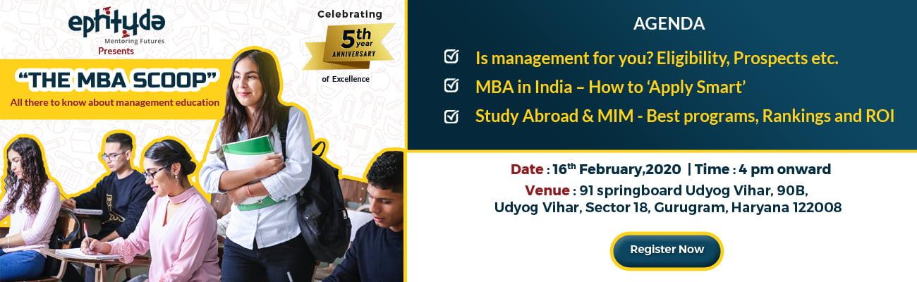 Study Management Abroad